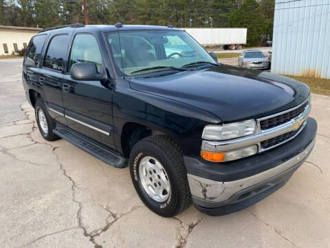 2005 Chevrolet Tahoe for sale at Elite Motor Brokers in Austell GA
