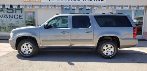 2009 Chevrolet Suburban for sale at HomeTown Motors in Gillette WY