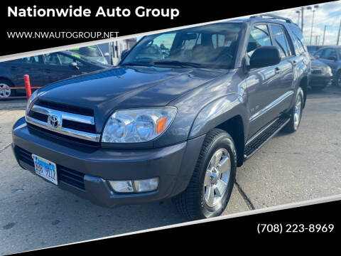 2005 Toyota 4Runner for sale at Nationwide Auto Group in Melrose Park IL
