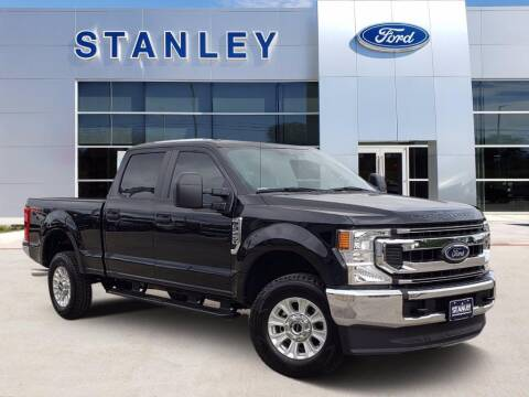 2021 Ford F-250 Super Duty for sale at Stanley Ford Gilmer in Gilmer TX