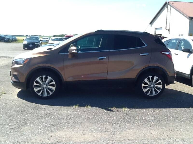2017 Buick Encore for sale at Garys Sales & SVC in Caribou ME
