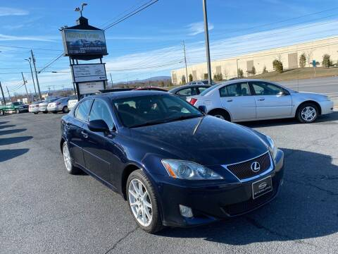 2008 Lexus IS 250 for sale at A & D Auto Group LLC in Carlisle PA