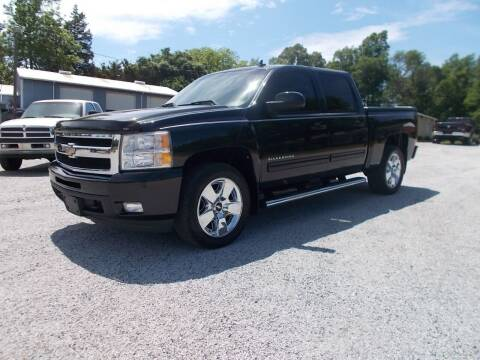 2010 Chevrolet Silverado 1500 for sale at Carolina Auto Sales in Trinity NC