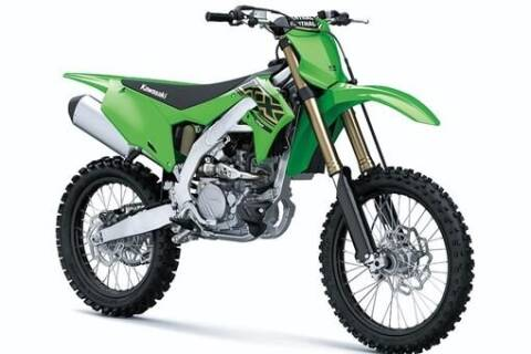 2021 Kawasaki KX250F for sale at GT Toyz Motor Sports & Marine - GT Kawasaki in Halfmoon NY