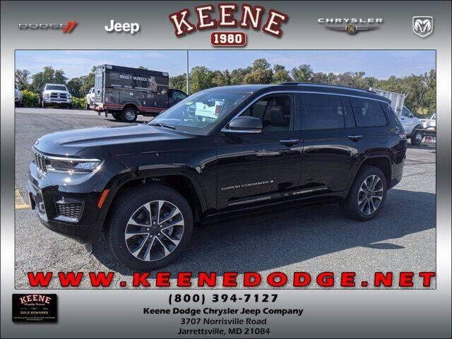 2021 Jeep Grand Cherokee L for sale in Jarrettsville, MD