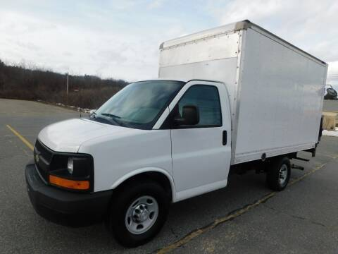2014 Chevrolet Express Cutaway for sale at Autowright Motor Co. in West Boylston MA