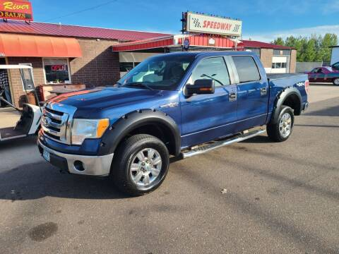 2010 Ford F-150 for sale at Rum River Auto Sales in Cambridge MN