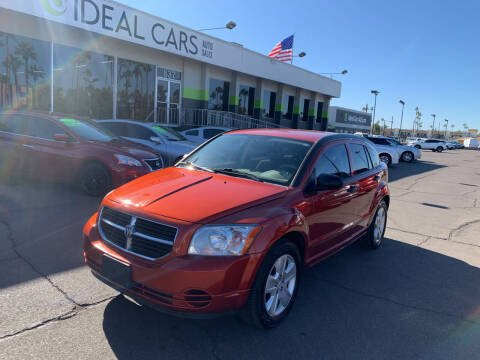 2007 Dodge Caliber for sale at Ideal Cars Broadway in Mesa AZ