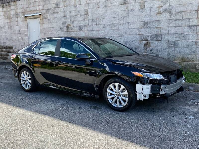 2020 Toyota Camry for sale at My Car Inc in Pls. Call 305-220-0000 FL