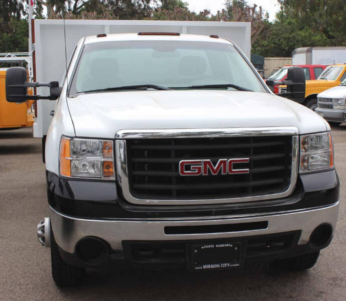 2010 GMC Sierra 3500HD for sale at Mission City Auto in Goleta CA