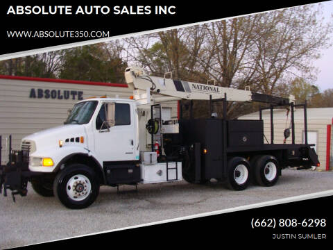 2003 Sterling M8500 Acterra for sale at ABSOLUTE AUTO SALES INC in Corinth MS