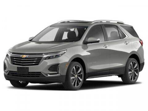 2022 Chevrolet Equinox for sale at SHAKOPEE CHEVROLET in Shakopee MN