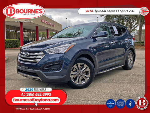 2014 Hyundai Santa Fe Sport for sale at Bourne's Auto Center in Daytona Beach FL