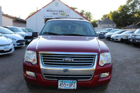 2008 Ford Explorer for sale at Rochester Auto Mall in Rochester MN