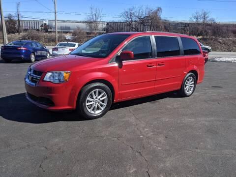 2013 Dodge Grand Caravan for sale at Worley Motors in Enola PA