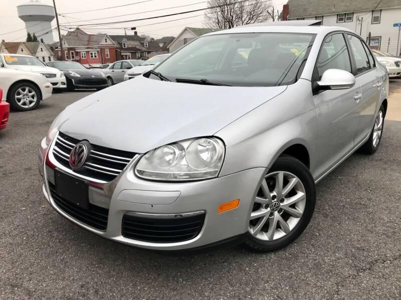 2010 Volkswagen Jetta for sale at Majestic Auto Trade in Easton PA