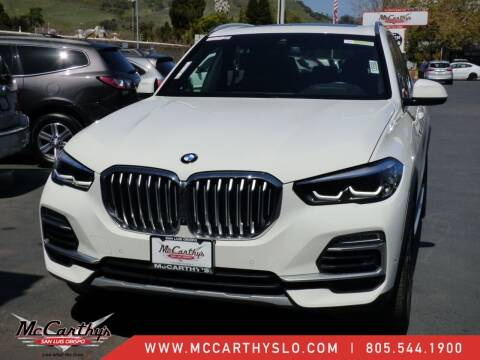 2019 BMW X5 for sale at McCarthy Wholesale in San Luis Obispo CA