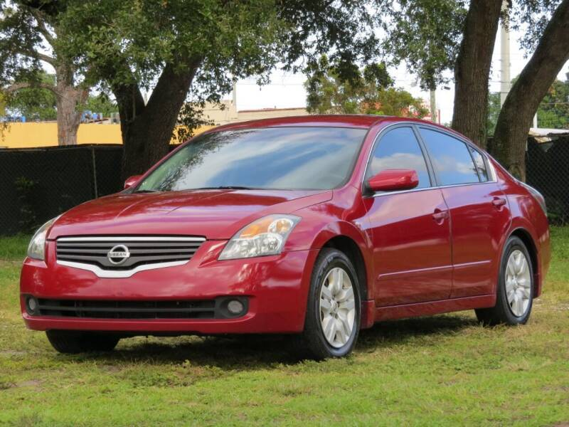 2009 Nissan Altima for sale at DK Auto Sales in Hollywood FL