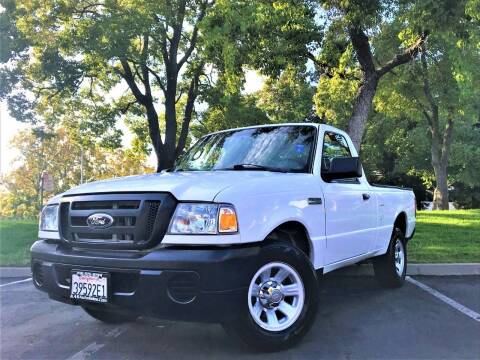 2008 Ford Ranger for sale at KAS Auto Sales in Sacramento CA