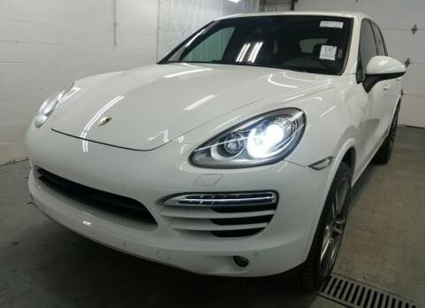 2013 Porsche Cayenne for sale at Wida Motor Group in Bolingbrook IL