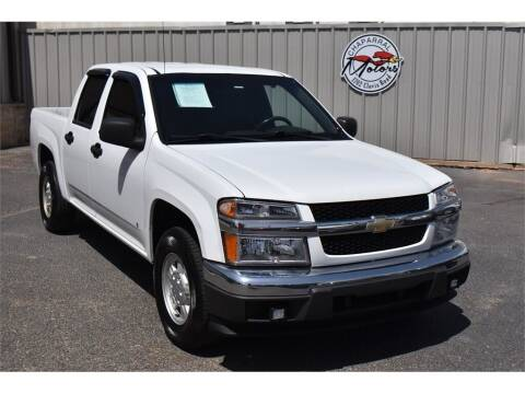 2006 Chevrolet Colorado for sale at Chaparral Motors in Lubbock TX