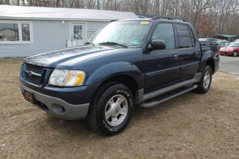 2003 Ford Explorer Sport Trac for sale at Manny's Auto Sales in Winslow NJ
