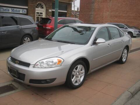 2006 Chevrolet Impala for sale at Theis Motor Company in Reading OH