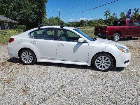 2012 Subaru Legacy for sale at 220 Auto Sales in Rocky Mount VA