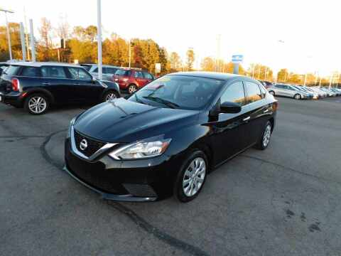 2017 Nissan Sentra for sale at Paniagua Auto Mall in Dalton GA