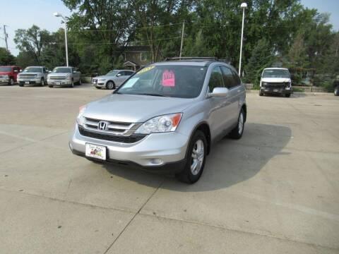 2011 Honda CR-V for sale at Aztec Motors in Des Moines IA