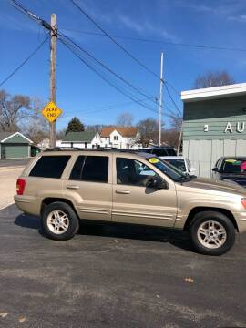 1999 Jeep Grand Cherokee for sale at SHEFFIELD MOTORS INC in Kenosha WI