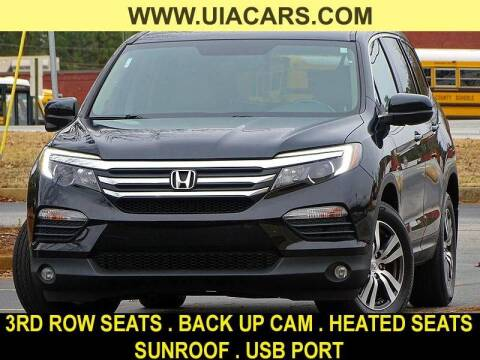 2016 Honda Pilot for sale at Used Imports Auto - Lawrenceville in Lawrenceville GA