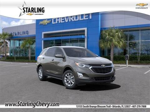 2021 Chevrolet Equinox for sale at Pedro @ Starling Chevrolet in Orlando FL