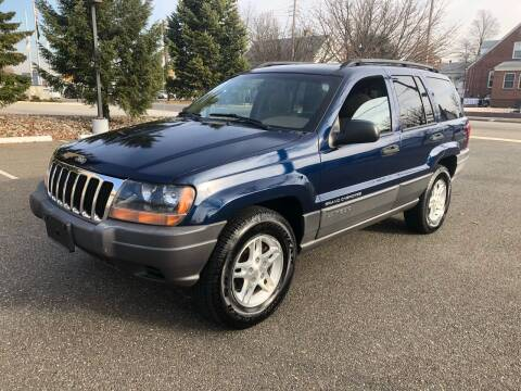 2002 Jeep Grand Cherokee for sale at Bromax Auto Sales in South River NJ
