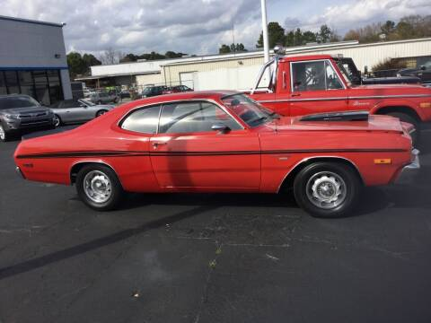 1973 Dodge Dart for sale at Classic Connections in Greenville NC