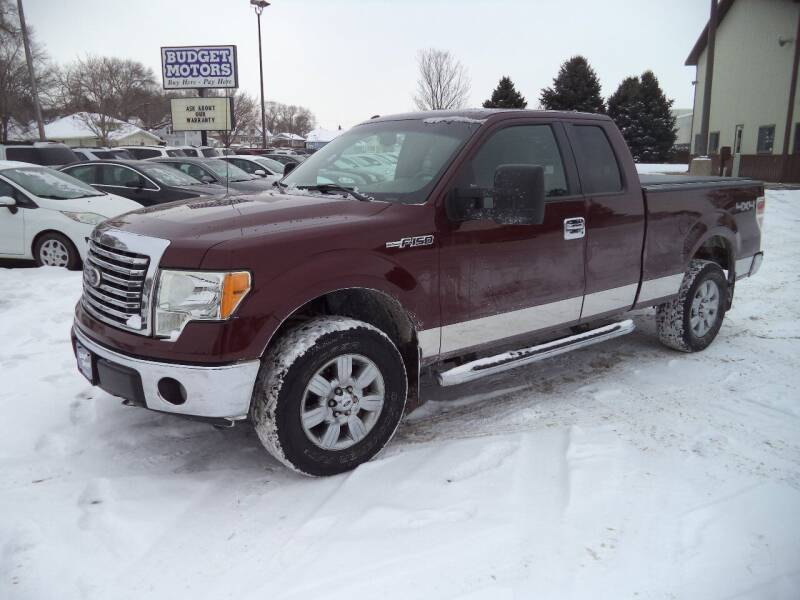 2010 Ford F-150 for sale at Budget Motors - Budget Acceptance in Sioux City IA