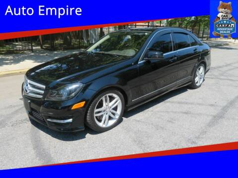 2013 Mercedes-Benz C-Class for sale at Auto Empire in Brooklyn NY