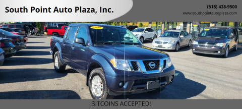 2016 Nissan Frontier for sale at South Point Auto Plaza, Inc. in Albany NY