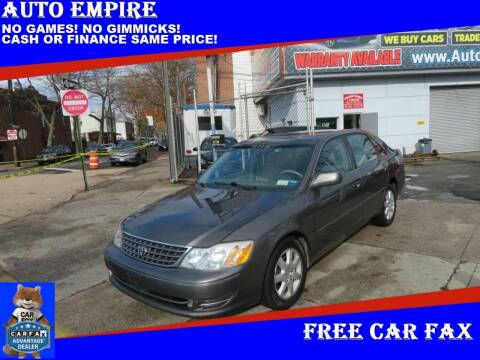 2003 Toyota Avalon for sale at Auto Empire in Brooklyn NY