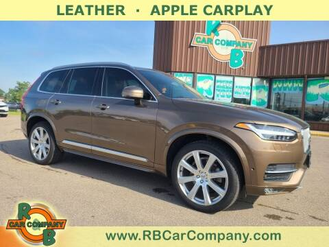 2017 Volvo XC90 for sale at R & B Car Co in Warsaw IN
