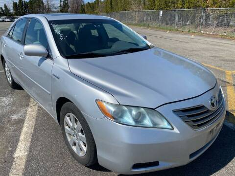 2009 Toyota Camry Hybrid for sale at MFT Auction in Lodi NJ