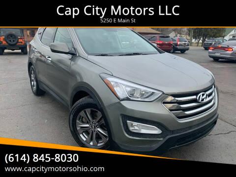 2013 Hyundai Santa Fe Sport for sale at Cap City Motors LLC in Columbus OH