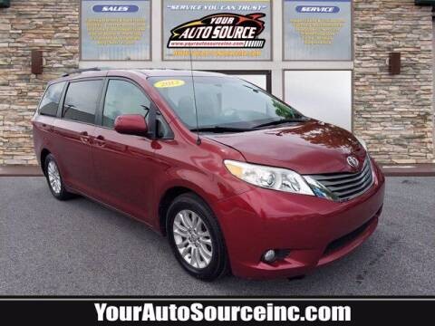 2013 Toyota Sienna for sale at Your Auto Source in York PA