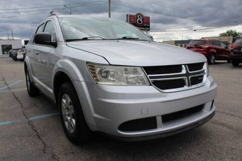 2011 Dodge Journey for sale at B & B Car Co Inc. in Clinton Twp MI