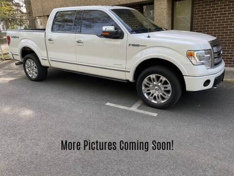 2013 Ford F-150 for sale at Warner Motors in East Orange NJ