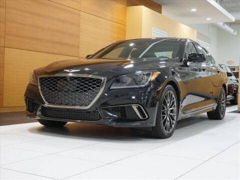 2018 Genesis G80 for sale at Mercedes-Benz of North Olmsted in North Olmstead OH