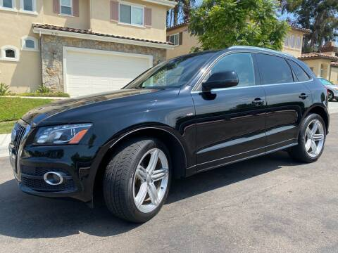 2011 Audi Q5 for sale at CALIFORNIA AUTO GROUP in San Diego CA