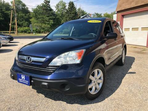 2009 Honda CR-V for sale at Hornes Auto Sales LLC in Epping NH