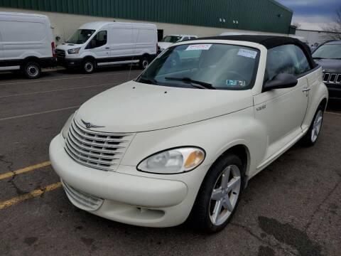 2005 Chrysler PT Cruiser for sale at Penn American Motors LLC in Emmaus PA