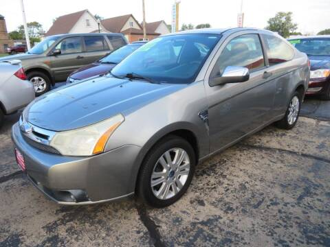 2008 Ford Focus for sale at Bells Auto Sales in Hammond IN